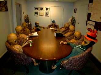 consiliu extraterestri