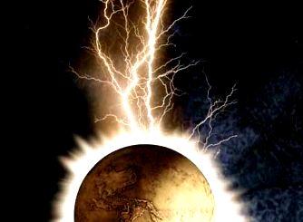 """Încă o dată ştiinţa ne-a păcălit: fulgerele sunt declanşate pe Pământ de vânturile solare! Ce altă dovadă mai vreţi ca să vă convingeţi că """"încălzirea globală"""" produsă de oameni e una falsă?"""