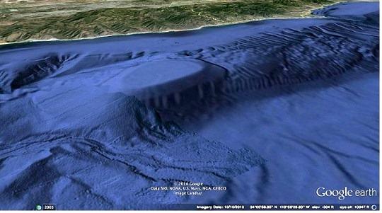 intrare submarina California 2