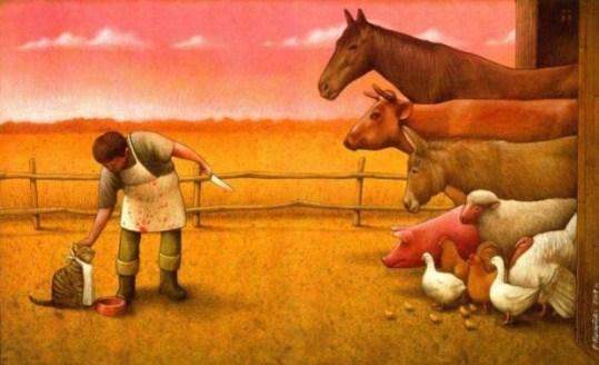 ucigasi de animale