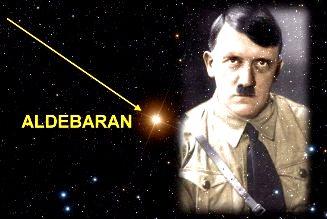 Societatea mistico-nazistă Vril a primit de la extratereştrii de pe Aldebaran schema unei farfurii zburătoare interstelare! Nava a fost construită de nazişti şi Hitler a fugit spre steaua Aldebaran în 1945!