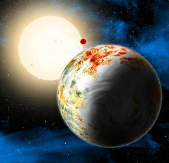 exoplaneta Kepler