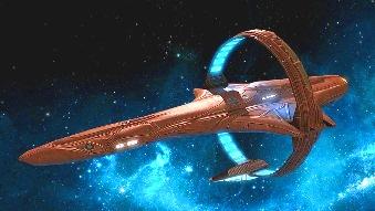 nava spatiala mai rapida decat viteza luminii