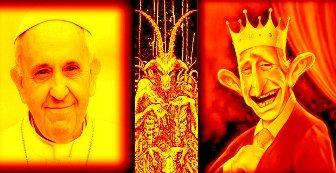 printul Charles papa Francisc