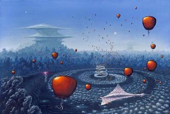 """""""Există viaţă pe alte planete, dar într-o formă ce nu poate fi înţeleasă de om""""... iată ce aflăm dintr-o carte interesantă din anii 1970"""