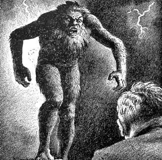Marele Om Gri, o creatură mistică şi inteligentă din Scoţia! Păzeşte ea o poartă către o altă dimensiune?