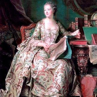 Maurice de la Tour, un pictor cu adevărat îndrăzneţ şi plin de demnitate: el l-a ridiculizat pe prea-puternicul rege francez Ludovic al XV-lea în faţa amantei lui!