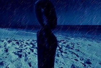 bizar pe plaja