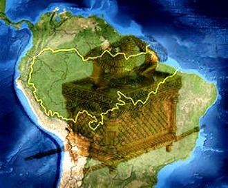 comoara Amazon