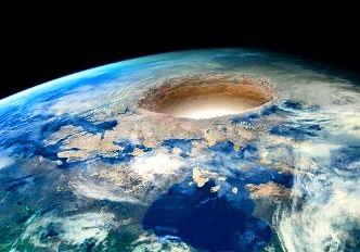 gaura Polul Nord