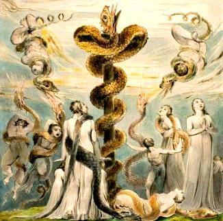 Descoperire incredibilă despre şarpele biblic! Misterul şerpilor cu picioare şi a celor cu 7 capete...