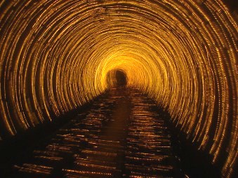 tunel misterios
