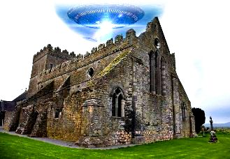 veche biserica irlandeza