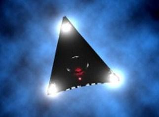 Satelitul militar rusesc Kosmos-2495 a distrus deasupra Statelor Unite un gigantic vehicul spaţial triunghiular cu însemne naziste! De unde provenea!?