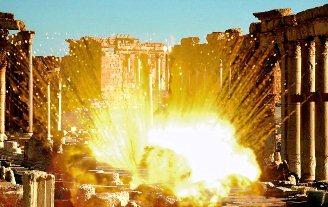 Palmyra explozie