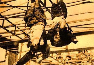 Senzaţional! Dictatorul Mussolini îşi anticipează moartea groaznică cu 35 de ani înainte!