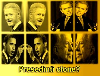Presedinti clone