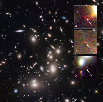 NASA ne prezintă cea mai veche şi mai îndepărtată galaxie, situată la o distanţă de 13 miliarde de ani-lumină! Eu nu cred aşa ceva...