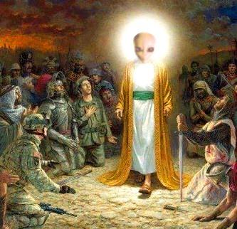 Teologii Vaticanului cred în existenţa unui Dumnezeu pentru extratereştri! Cred că Dumnezeu l-a trimis pe Iisus şi pentru mântuirea extratereştrilor! Ce blasfemie!