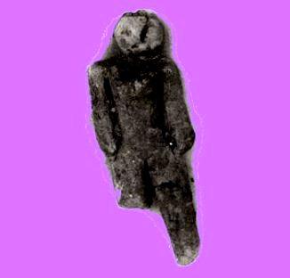 Figurina Nampa, artefactul care i-a şocat pe oamenii de ştiinţă! Are 2 milioane de ani vechime, iar oamenii moderni nu trăiau atunci!