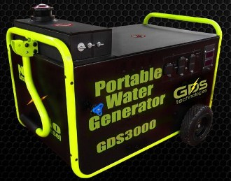 generator electricitate apa