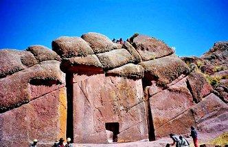 poarta stelara din Peru