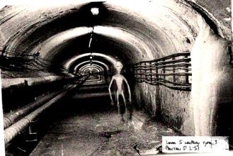 baza militara subterana
