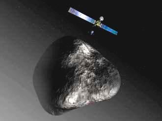 Sonda spaţială Rosetta, ajunsă lângă cometa 67/P, a detectat un sunet misterios! Ar putea fi această cometă o navă spaţială extraterestră construită cu milioane de ani în urmă?