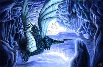 dragon pestera de gheata