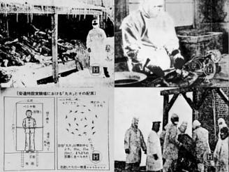 Japonezii au făcut experimente mortale cu chinezii şi ruşii! Au aruncat bombe cu ciumă peste oraşele chinezeşti! Malefica Unitate 731...