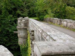 """Există un loc blestemat în lume în care câinii se sinucid """"pe capete""""! Podul Overtoun din Scoţia, locul de pe care câinii se aruncă inexplicabil în gol..."""