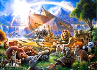 arca moderna a lui Noe