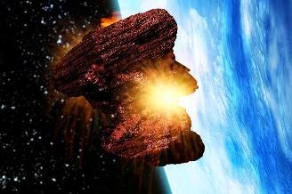 asteroid spre Pamant 3