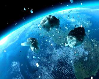 """O ipoteză şocantă, dar care merită cercetată: """"potopul lui Noe"""" din Biblie a fost produs de un corp ceresc de gheaţă, ce a trecut prin apropierea Pământului acum 5.000 de ani! Apoi, corpul ceresc a devenit planeta Mercur!"""