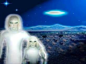 extraterestri albi