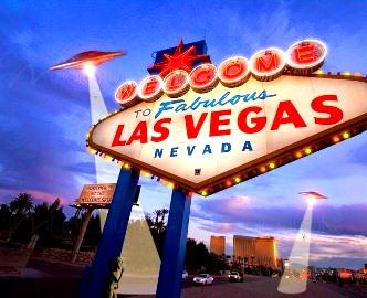 extraterestri in Las Vegas