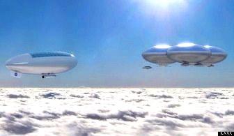 orase plutitoare pe Venus