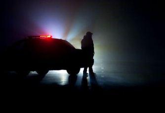 politist noaptea