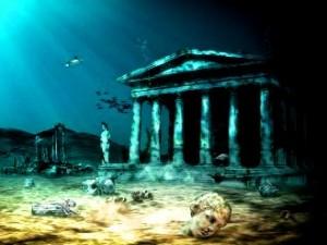 În Sicilia a fost descoperit un metal misterios, ce pare a avea legătură cu Atlantida! Legătura incredibilă care arată unde ar putea fi locaţia celebrului continent mitic!