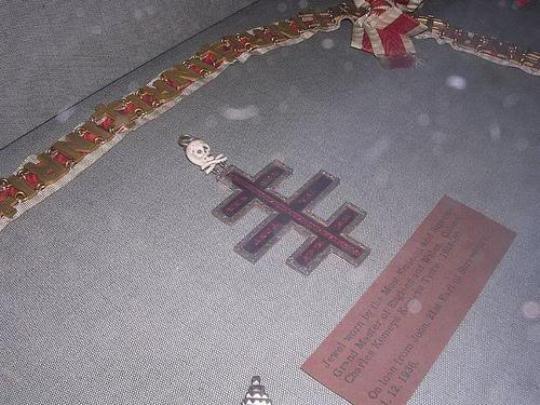 cruce francmasonerie grad 33