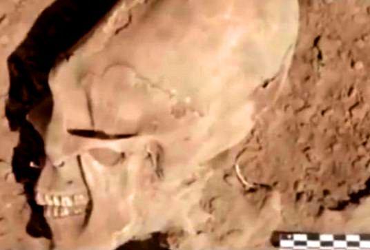 extraterestru in Afghanistan
