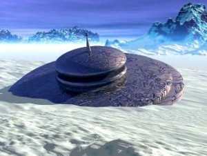 Un fost inginer al Marinei Americane recunoaşte că în Antarctica există o bază umană (sau extraterestră) situată sub gheaţă! Zona respectivă este interzisă a fi survolată!