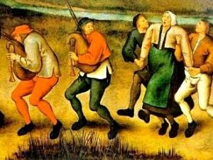 """""""Ciuma dansului"""", cea mai misterioasă boală din toate timpurile! Cei afectaţi de ea, dansau fără încetare până când cădeau la pământ..."""