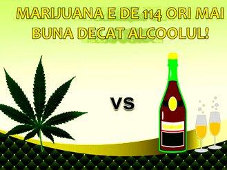 marijuana alcoolul