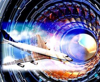 CERN avion