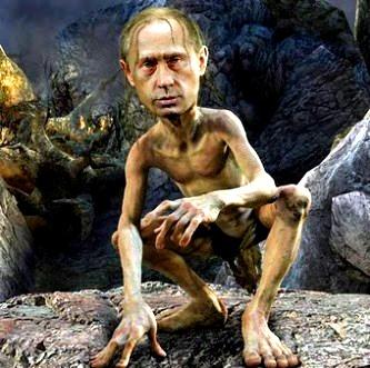 Un Putin fals a apărut la televizor pentru a linişti lumea! Iată dovezile fotografice! Soarta lui Putin cel adevărat este învăluită în mister...