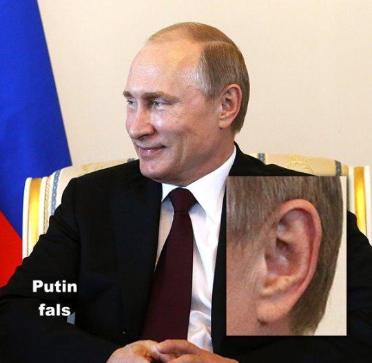 Putin fals 3