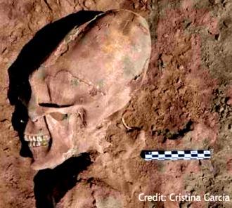 """Un cimitir cu 13 cranii """"extraterestre"""" a fost descoperit în Mexic! Cum pot fi explicate misterioasele cranii alungite?"""