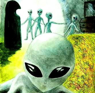extraterestri rapire