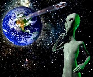 nava extraterestra